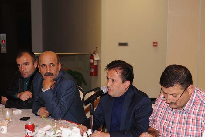 Tuzla'dan Anadolu'ya Yöresel Geceler Başlıyor