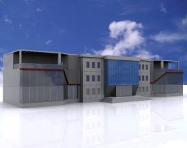 Tuzla Kaymakamlık Hizmet Binası Projesi