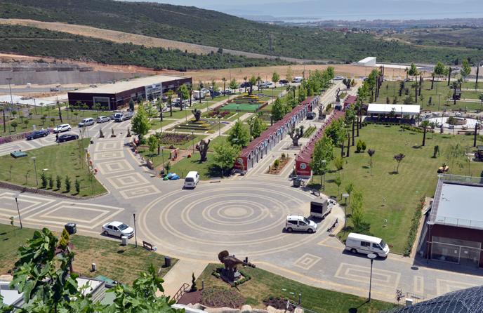 Tuzla Belediyesi Şelale Eğitim Parkı