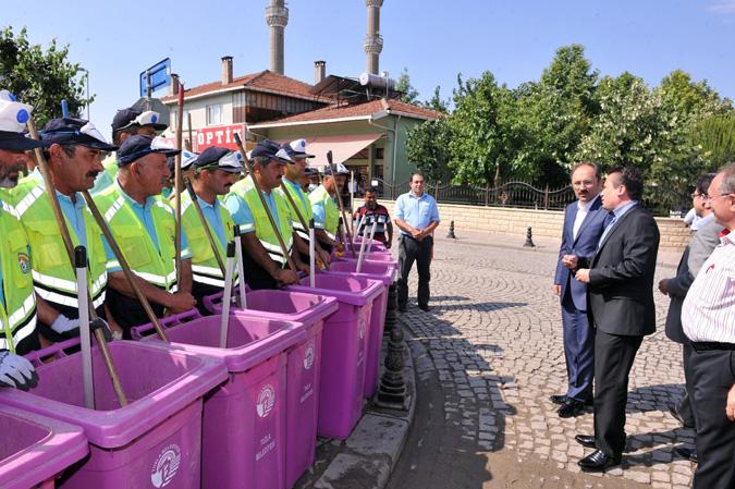 Tuzla belediye başkanı dr şadi yazıcı da mahallede esnaf