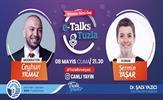 """Tuzla Belediyesi resmi Instagram hesabından, Ceyhun Yılmaz'ın moderatörlüğünde Cuma akşamı canlı yayınlanan E-Talks Tuzla """" Anneler Günü Özel"""" programında, sevilen yazar Şermin Yaşar konuk oldu."""
