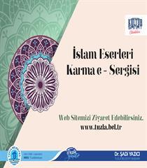 İslam Eserleri Karma e-Sergisi
