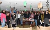 Tuzla Belediyesi Gençlik Merkezi (TUZGEM) tarafından düzenlenen Şiir Mektebi etkinlikleri devam ediyor. Tuzla Gençlik Merkezi Mehmet Akif Ersoy Gençlik Gemisi'nde düzenlenen etkinlikte, şiir ve müzik teması işlendi.