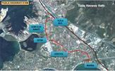 Yaklaşık 5 km uzunluğunda olan Tuzla Havaray Hattı'nın proje ihalesi 2 Şubat 2015 tarihinde (bugün) yapıldı. Havaray Hattı; Tuzla sahilinde yapılan Tuzla Marina'dan başlayacak ve Dörtyol, İSTON ve Gemiciler Sanayi Sitesi'nden geçerek Tuzla Belediyesi'nde Marmaray Projesi ile entegre olacak.