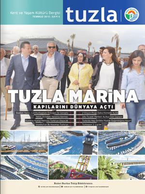 Kent ve Yaşam Kültürü Dergisi - 2015 Temmuz  | Sayı 6