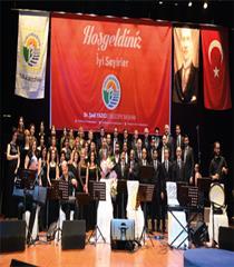 Konser | THM Topluluğu Konseri Şef Mustafa Arı