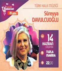 Konser - Türk Halk Müziği - Süreyya Davulcuoğlu
