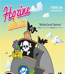 Çocuk Tiyatrosu | Hazine Adası