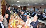 Tuzla Belediyesi, Ramazan ayının son haftasında ilk sokak iftarını Akfırat Mahallesi'nde düzenledi. Tuzla Belediye Başkanı Dr. Şadi Yazıcı, Akfıratlılar'ın geleneksel iftar sofrasına katıldı.