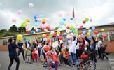 Tuzla Belediyesi Gençlik Merkezi, 23 Nisan Ulusal Egemenlik ve Çocuk Bayramı'nı Ahmet Refik Oral İlkokulu öğrencileriyle birlikte kutladı.