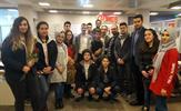 Tuzla Belediyesi Gençlik Merkezi ve Tuzla Belediyesi Bilgi Evleri kursiyerleri, 10 Ocak Çalışan Gazeteciler Günü'nde TRT İstanbul Stüdyolarını ve Güneş Gazetesi'ni ziyaret etti. Öğrenciler, TV ve gazetelerdeki günlük haber trafiğini yakından takip etti.
