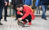 Tuzla Belediyesi Anne Çocuk Eğitim Merkezi'ndeki minik öğrenciler 4 Ekim Hayvanları Koruma Gününü kutladı.