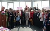 Tuzla'daki Hemşeri Dernekleri Kadın Kolları temsilcileri düzenlenen kahvaltı programında bir araya geldi.