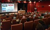 """Tuzla Belediyesi ve Tuzla Müftülüğü, 18 Mart Şehitleri Anma Günü ve Çanakkale Zaferi'nin 104. yıldönümünde """"Dirilişten Kurtuluşa Çanakkale"""" adlı söyleşi programı düzenledi."""