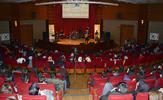 Tuzla Belediyesi Gençlik Merkezi kursiyerleri, sanatın her dalında keşfedilen yetenekleri eğitimle donatarak başarılarını sahneye taşıyor. Tuzla Belediyesi Gençlik Merkezi tarafından düzenlenen Yarıyıl Gençlik Konserinde genç yetenekler sahne aldı.