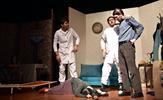 Tuzla Belediyesi Gençlik Merkezi Tiyatro Kulübü, 'Dokuz Canlı' isimli oyunu Tuzla halkıyla buluşturdu. Tuzla Belediyesi Gençlik Merkezi kursiyerler, farklı konuları ele alan oyunları başarıyla sahnelemeye devam ediyor.