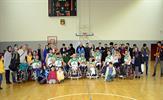 Tuzla Belediyesi Engelliler Spor Kulübü Tekerlekli Sandalye Basketbol Takımı, İstanbul derbisinde Küçükçekmece Dostluk Engelliler Spor Kulübü Tekerlekli Sandalye Basketbol Takımı'nı 57-49 yenerek ligin ilk yarısını 3. sırada tamamladı.