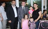 Tuzla Kaymakamı Ali Rıza Çalışır ile Tuzla Belediye Başkan Yardımcısı Dr. Turgut Özcan, İBB Florya Engelliler Yaz Kampını ziyaret etti.