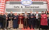 Tuzla Belediye Başkanı Dr. Şadi Yazıcı'nın vizyon projeleri arasında yer alan Tuzla Şelale Park'ta Şelale Restaurant &Cafe ve Tuzla Belediyesi Bay ve Bayan Havuzlarının açılışı birlikte gerçekleştirildi.