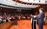 Tuzla Belediyesi, 15 Temmuz Türkiye Demokrasisi konulu panel düzenledi. Tuzla Belediye Başkanı Dr. Şadi Yazıcı'nın ev sahipliğinde düzenlenen panele konuşmacı olarak Prof.Dr.Atilla Yayla, Doç.Dr. ve gazeteci yazar Yasemin Yıldırım katıldı.