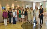 Tuzla Belediyesi,  alanında isim yapmış sanatçıların eserlerini Tuzla Belediyesi Rumeli Kültür Merkezi'nde sanatseverler ile buluşturmaya devam ediyor.