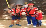 Tuzla Belediyesi Gençlik Doğa Kampı, hafta sonunda Baba-Oğulları ağırladı. Tuzla Belediye Başkanı Dr. Şadi Yazıcı da kampa 2 çocuğuyla birlikte katıldı.