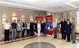 Tuzla'da doğup büyüyen Sahile ve Nermin Özkan kardeşler, kişisel resim sergilerinin ilkini Tuzla Belediyesi Rumeli Kültür Merkezi'nde beğeniye sundu.