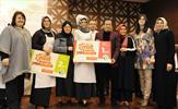 Tuzla Belediyesi, ekmek israfının önlenmesi için toplumda farkındalık oluşturmak adına 2. Geleneksel Bayat Ekmekle Taze Lezzetler Ödüllü Yemek Yarışması düzenledi. Finalistler, ödüllerini Tuzla Belediye Başkanı Dr. Şadi Yazıcı ve eşi Dr. Fatma Yazıcı'nın elinden aldı.
