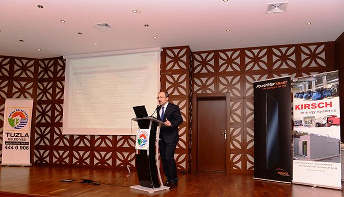 Tuzla Belediyesi, Enerji Sempozyumu'na Ev Sahipliği Yaptı
