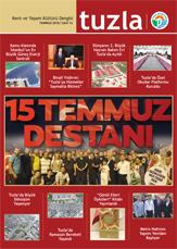 Kent ve Yaşam Kültürü Dergisi - 2018 Temmuz   Sayı 14