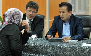 İŞKUR Müdürü Özdemir: Başkan Yazıcı İş Talepleriyle Bizzat İlgileniyor