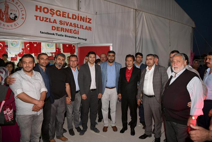 Tuzla Hemşehri Dernekleri Platformu, Ramazan'ın Bereketini Birlikte Paylaşıyor