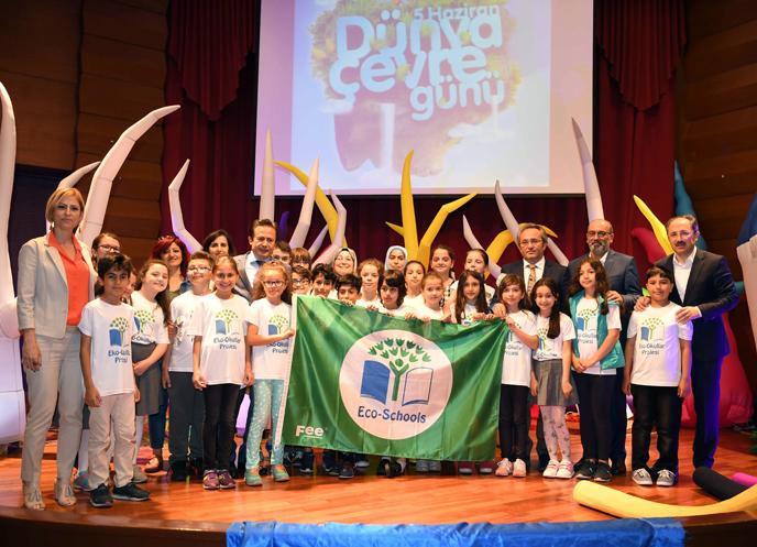 5 Haziran Dünya Çevre Günü Tuzla'da Coşkuyla Kutlandı