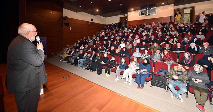 """Necmettin Nursaçan, Tuzla Halkıyla """"Gönül Sohbetleri""""nde Buluştu"""