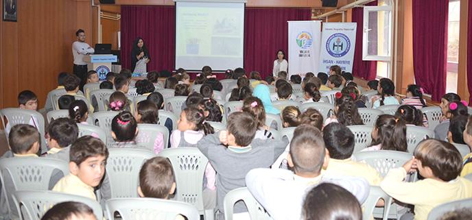 Tuzla Belediyesi, 'Sıfır Atık' Bilincini Okullardaki Eğitimle Arttırıyor