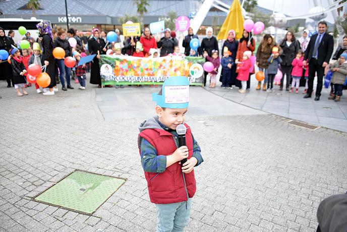 Tuzlalı çocuklar Dünya çocuk Hakları Gününü Kutladı Gerçek Bakış