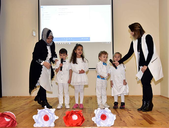 Tuzla Belediyesi Anne Çocuk Merkezi, Mevlid-i Nebi Özel Programı Düzenledi