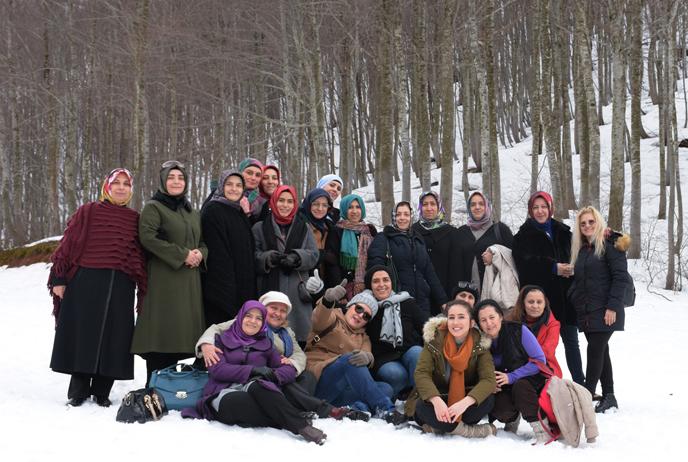 Dr. Fatma Yazıcı: Birlik ve Beraberliğimizi Pekiştiriyoruz