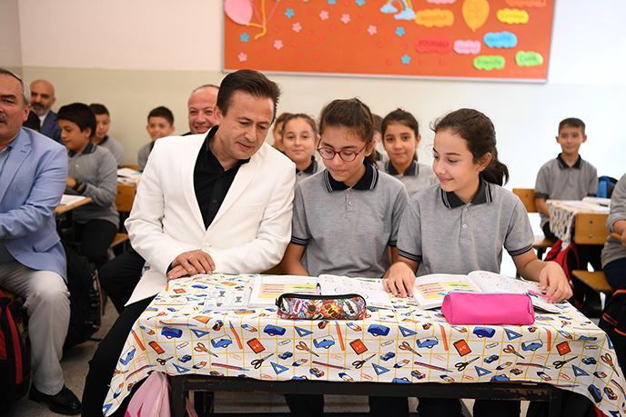 Tuzla'da İlk Ders Zili Bugün Çaldı