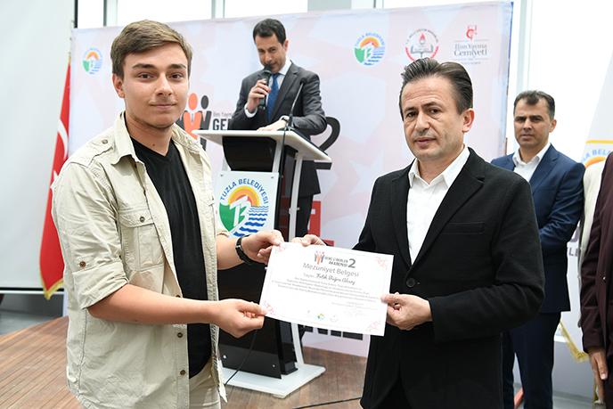 Tuzla'dan Türkiye'ye Örnek Bir Eğitim Modeli Daha Kazandırılıyor
