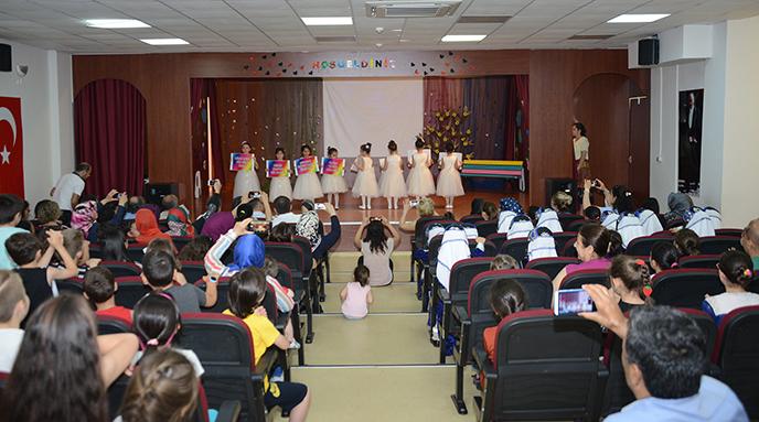 Tuzla Belediyesi Minik Öğrencilere Çevre Duyarlılığını Aşılıyor