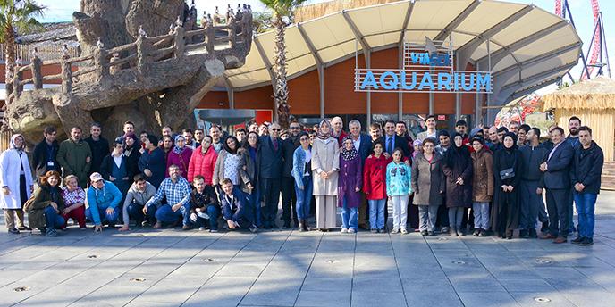 Tuzla Belediyesi Kent Konseyi Engelliler Meclisi, Engelleri Aşan Yüreklere Özel Gezi Düzenledi