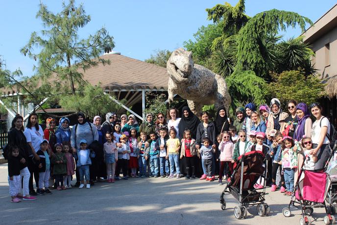 Tuzla Belediyesi Anne Çocuk Eğitim Merkezi Yaz Okulu, Eğlenceli Etkinliklerle Devam Ediyor