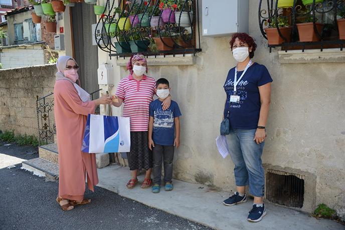 Tuzla Belediyesi Gönül Elleri Çarşısı