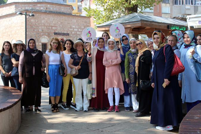 Tuzla Belediyesi Anne Çocuk Eğitim Merkezi Bursa Gezisi Düzenledi