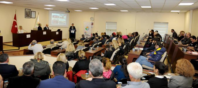 Tuzla Belediyesi Kent Konseyi Faaliyet ve Projelerini Değerlendirdi