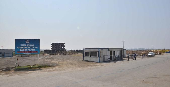 Tuzla Belediyesi, Kurban Bayramı Hazırlıklarını Tamamladı