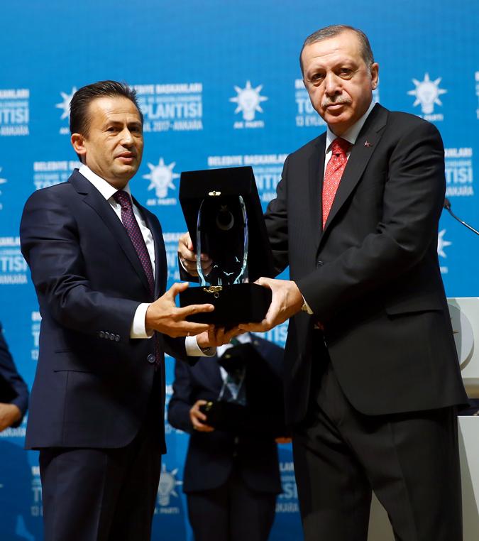 Tuzla Marina Projesine Birincilik Ödülü