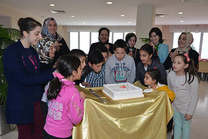 'Bizim Çocuklarımız'a Özel Doğum Günü