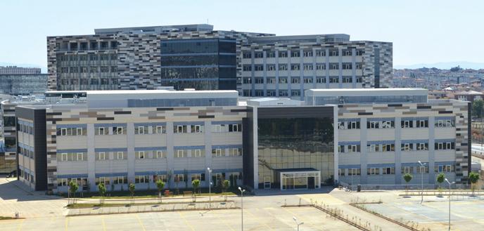 400 Yataklı Yeni Devlet Hastanesi